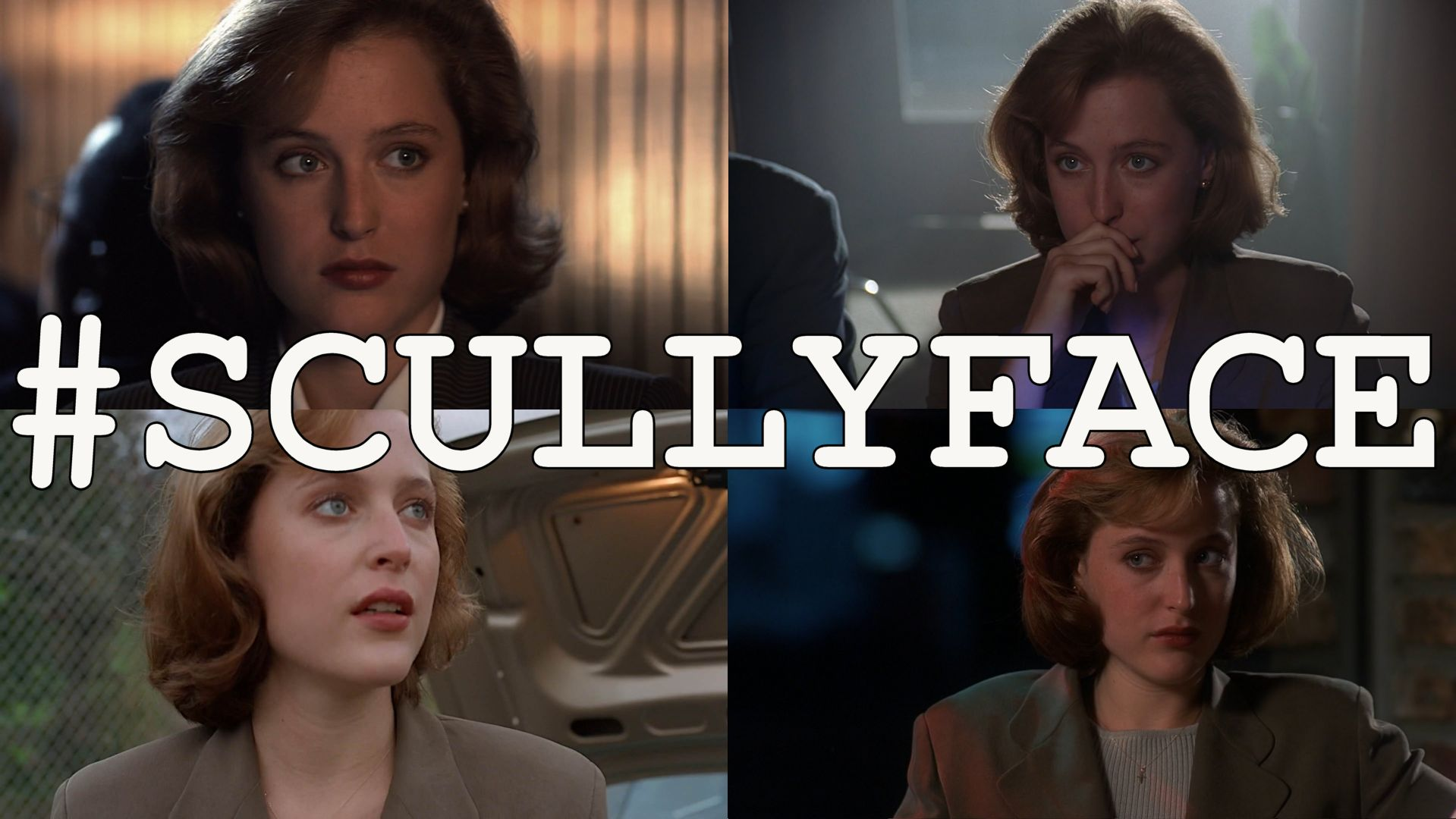 My name's Scullyface and I think you're crazy.